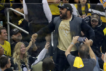 Cameron Heyward 2016 NHL Stanley Cup Final - Game Two
