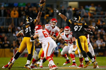 Cameron Heyward Kansas City Chiefs v Pittsburgh Steelers