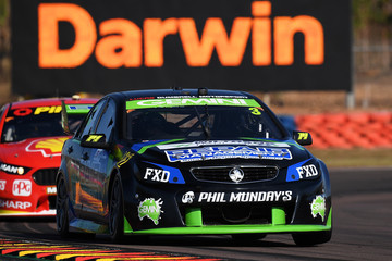 Cameron McConville Supercars - Darwin Triple Crown