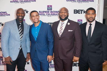 Cameron Newton BET Presents 19th Annual Super Bowl Gospel Celebration - Arrivals