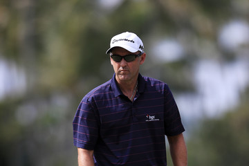 Cameron Percy Sony Open in Hawaii - Preview Day 2
