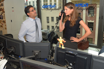Cameron Russell Annual Charity Day Hosted By Cantor Fitzgerald And BGC - Cantor Fitzgerald Office - Inside