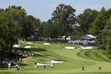 Cameron Smith PGA Championship - Round One
