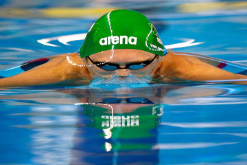 Cameron Van Der Burgh FINA World Swimming Championships: Day 1