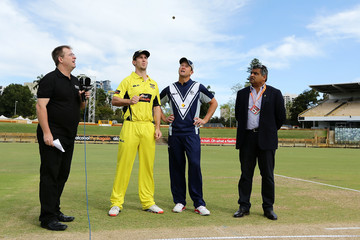 Cameron White One Day Cup - VIC v WA