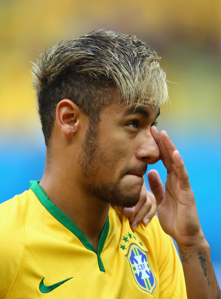 neymar hair world cup