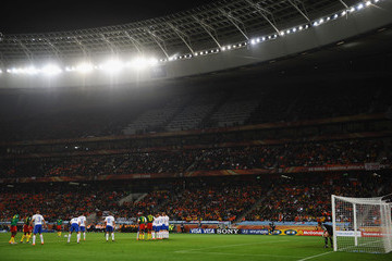 Geremi Cameroon v Netherlands: Group E - 2010 FIFA World Cup