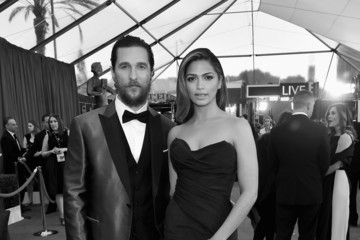 Camila Alves 21st Annual Screen Actors Guild Awards - Red Carpet