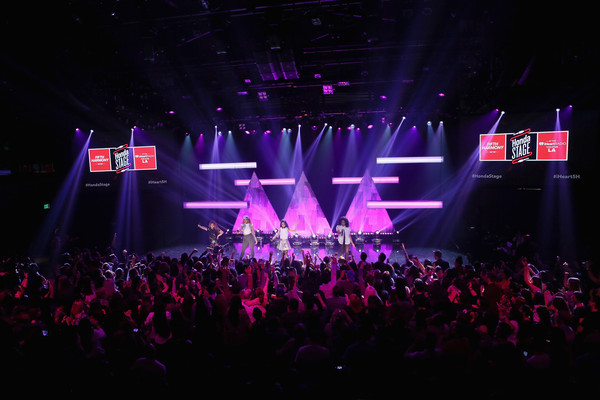 Fifth Harmony Performs On The Honda Stage At The iHeartRadio Theater Los Angeles