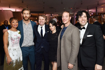 Camila Cabello Sony Music Entertainment 2018 Post-Grammy Reception