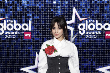 Camila Cabello The Global Awards 2020 - Red Carpet Arrivals