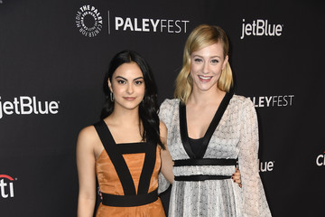 "Camila Mendes The Paley Center For Media's 35th Annual PaleyFest Los Angeles - ""Riverdale"" - Arrivals"