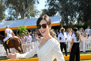 Camilla Belle Eighth-Annual Veuve Clicquot Polo Classic, Los Angeles