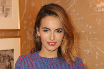 Camilla Belle Vogue And Tory Burch Celebrate The Tory Burch Watch Collection