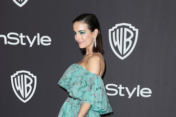 Camilla Belle InStyle And Warner Bros. Golden Globes After Party 2019 - Arrivals