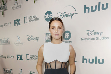 Camilla Luddington 2020 Hulu Golden Globe Awards After Party