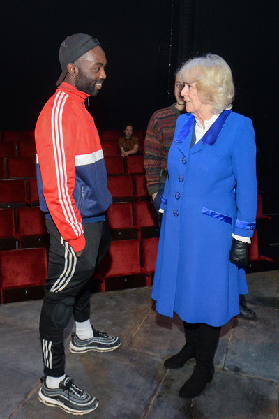 The Duchess Of Cornwall Visits Brent, The London 2020 Borough Of Culture