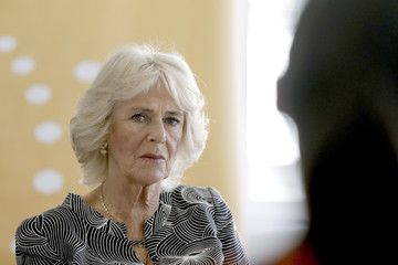 Camilla Parker Bowles CHOGM London 2018 - Day 3