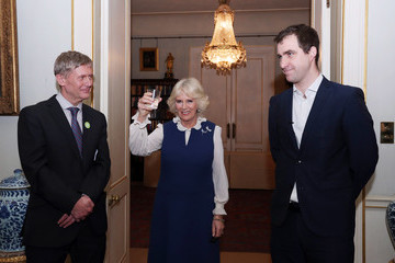 Camilla Parker Bowles The Duchess of Cornwall Attends the Launch of the Great Get-Together