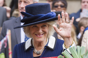 Camilla Parker Bowles European Best Pics of the Day
