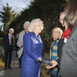 Camilla Parker Bowles The Duchess Of Cornwall Undertakes Engagements In Sutton