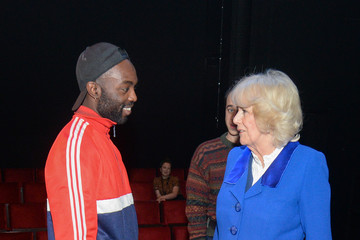 Camilla Parker Bowles The Duchess Of Cornwall Visits Brent, The London 2020 Borough Of Culture