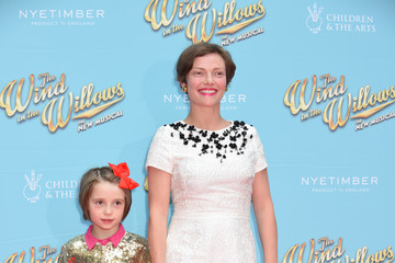 Camilla Rutherford The Gala Performance Of Wind In The Willows - Red Carpet Arrivals