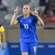 Camille France v Colombia: Women's Football - Olympics: Day -2