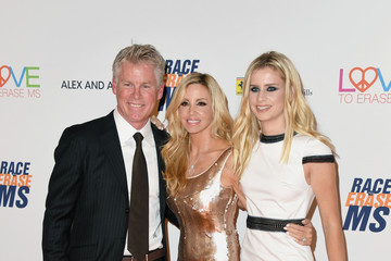 Camille Grammer 25th Annual Race To Erase MS Gala - Arrivals