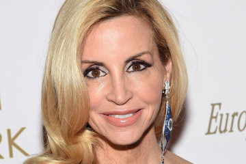 Camille Grammer Arrivals at the New York Ball Cocktail Benefit