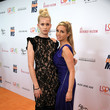 Camille Grammer 26th Annual Race To Erase MS - Red Carpet