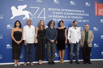 Camille Salameh The Insult (L'Insulte) Photocall - 74th Venice Film Festival