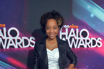 Camille Spirlin 2012 Halo Awards - Red Carpet