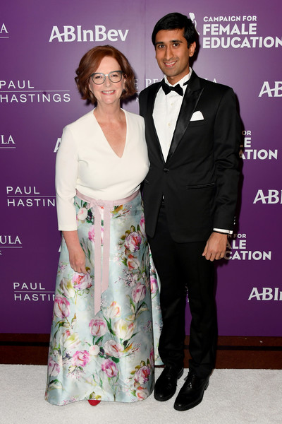 Campaign For Female Education Celebrates 25th Anniversary At Inaugural 'Education Changes Everything Gala' - Arrivals