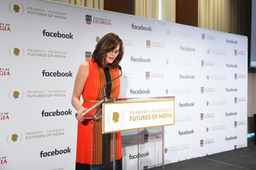 Campbell Brown Peabody-Facebook Futures Of Media Awards