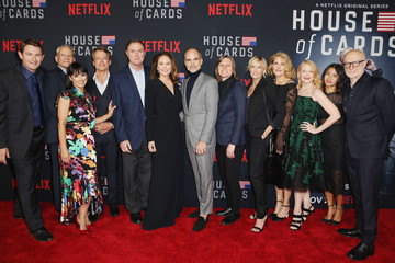 Campbell Scott 'House of Cards' Season 6 World Premiere