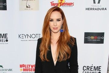 Camryn Grimes The National Academy Of Television Arts & Sciences' 2018 Daytime Emmy Nominee Reception