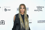 """Laurieann Gibson attends the """"Can't Stop, Won't Stop: The Bad Boy Story"""" Premiere on April 27, 2017 in New York City."""