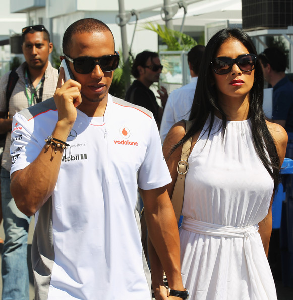 Lewis Hamilton In Canadian F1 Grand Prix Zimbio