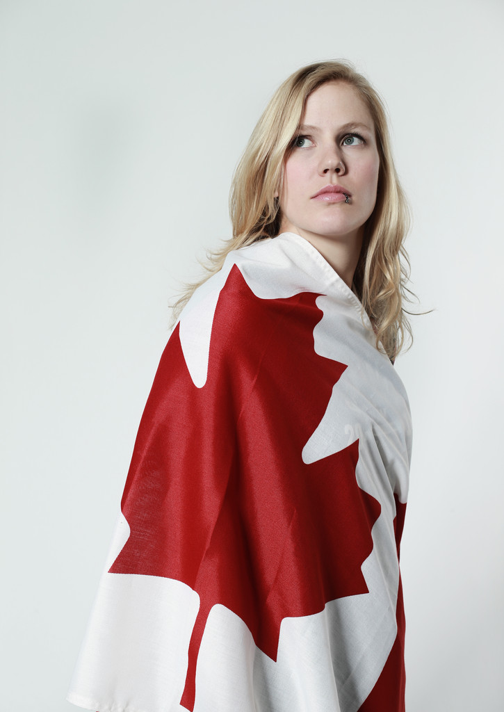 Alex Gough Photos Photos - Canadian Olympic Team Portraits ...