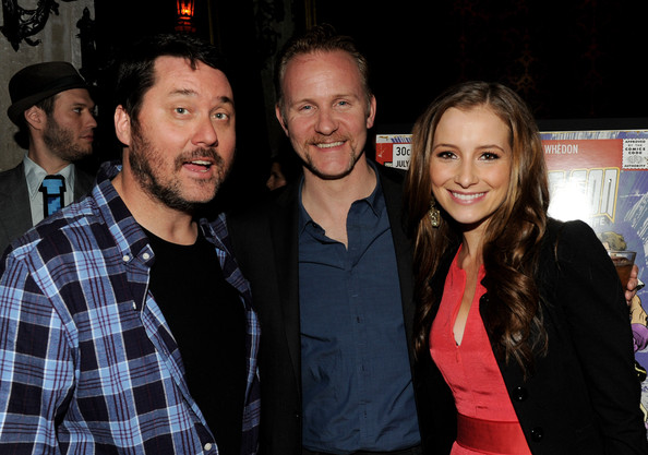 """Premiere Of Morgan Spurlock's """"Comic-Con Episode IV: A Fan's Hope"""" - After Party"""