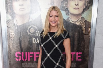 Candace Bushnell 'Suffragette' New York Premiere - Arrivals