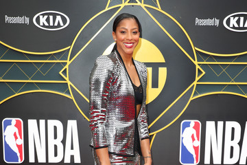 Candace Parker 2019 NBA Awards Presented By Kia - Red Carpet