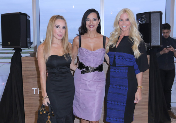 American Express Celebrates the Opening of the Centurion Lounge at Miami International Airport -  Day 1