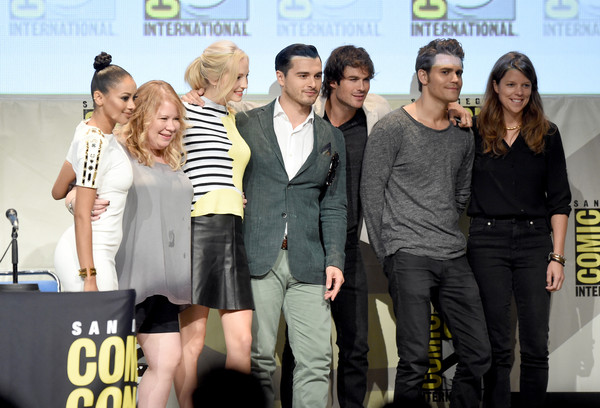 'The Vampire Diaries' Panel at Comic-Con International 2015