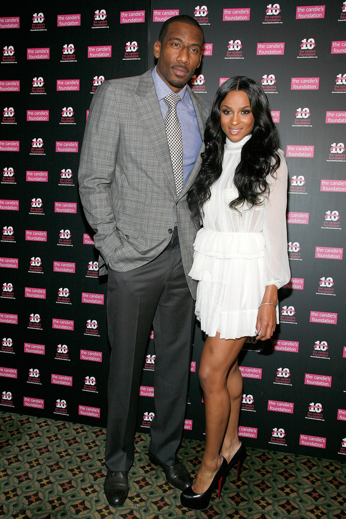 Amare Stoudemire and Ciara Photos Photos - The Candie's Foundation 2011 Event To ...
