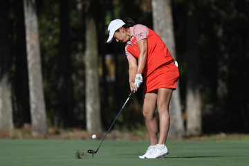 Candie Kung CME Group Tour Championship - Round Two