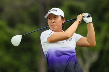 Candie Kung HSBC Women's Champions - Day Two