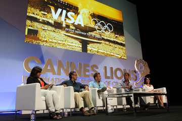 Antonio Lucio Cannes Lions 59th International Festival of Creativity - VISA Seminar