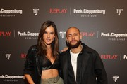 Alessandra Ambrosio and Neymar JR Photos Photo